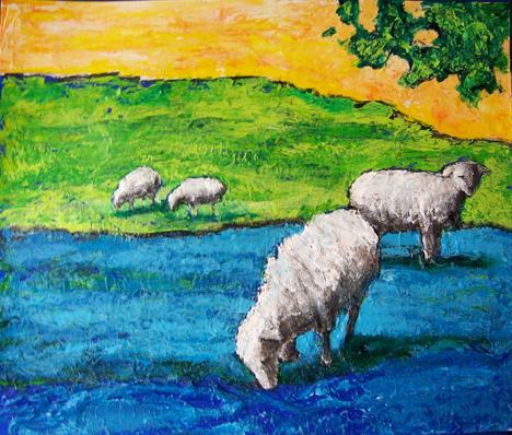 Blue Grass Sheep6.5