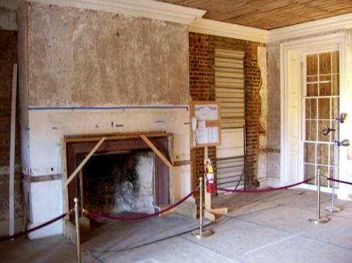 Restoration Madison HomeFireplace