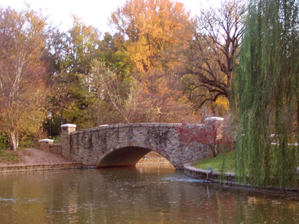 Freedom Park Bridge