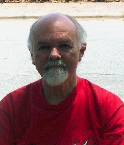 Robert Franklin Melvin in ChapelHill